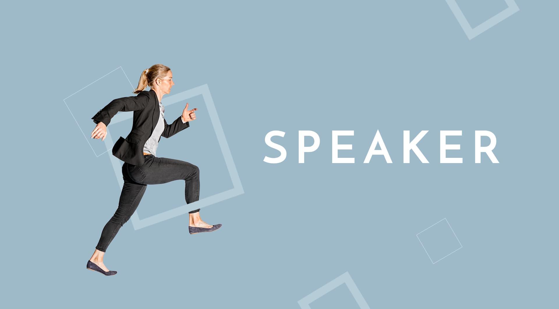 Beate Taylor Speaker